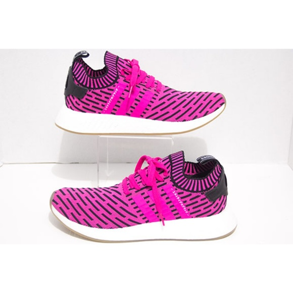 967d5eec3 ADIDAS NMD JAPAN SHOCK PINK MENS SIZE 9.5 BY9697